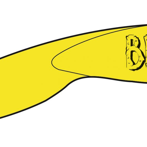 Blob special spatula